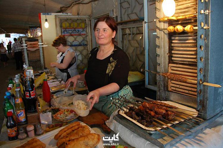هزینه-خوراک-در-ایروان
