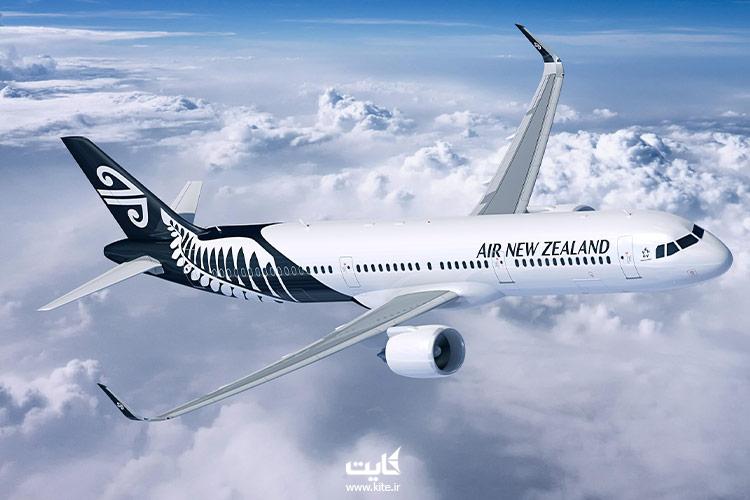 هواپیماهای-بهترین-هواپیمایی-جهان،-ایرنیوزلند