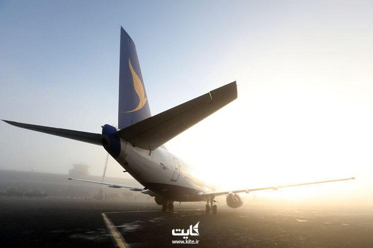 هواپیمایی-وارش