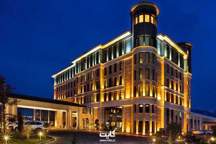 هتل دابلتری بای هیلتون وان