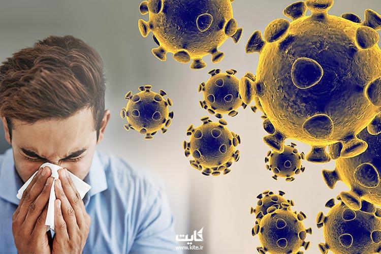 ویروس-کرونا-تفاوت-سرماخوردگی