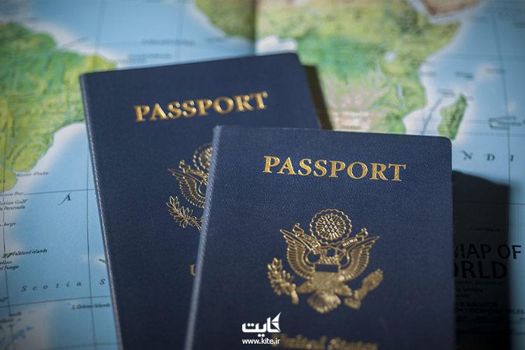 پاسپورت-ایالات-متحده