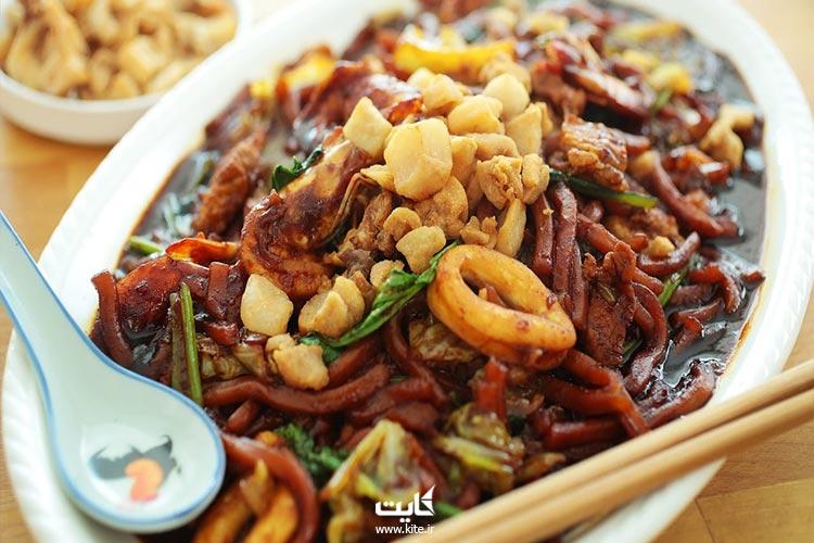 پراون-می-از-بهترین-غذاهای-مالزی