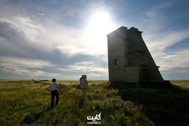 پولیگون-سیمِی-از-جاذبههای-قزاقستان