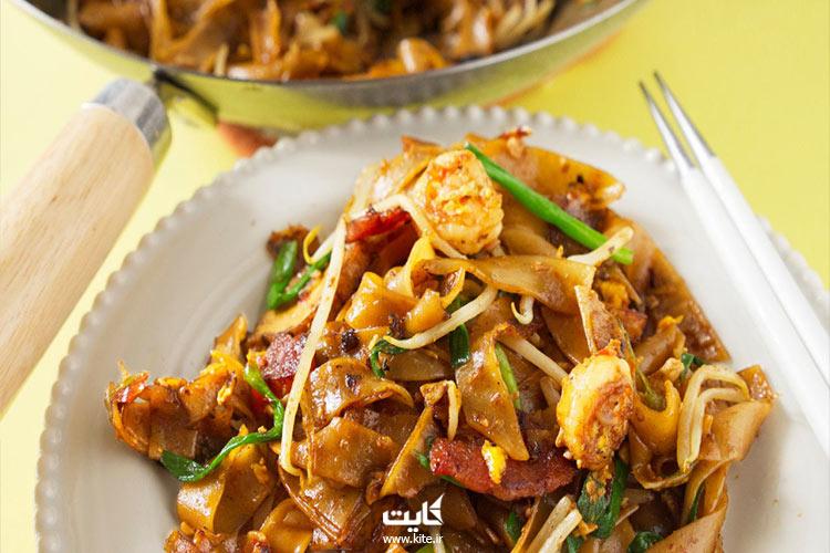 چار-کوئی-تئو-از-بهترین-غذاهای-مالزی