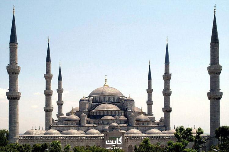 بزرگترین مسجد ترکیه؛ «چامیلیجا»