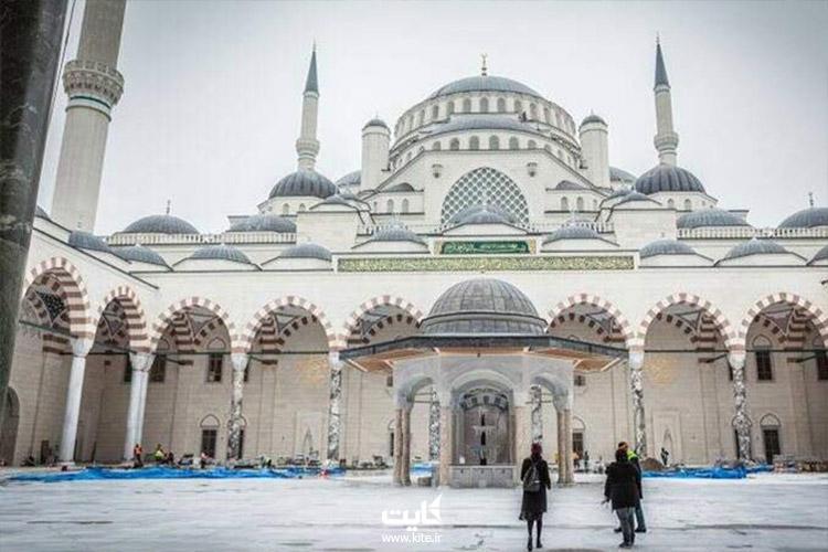 معماری با شکوه مسجد چامیلیجا