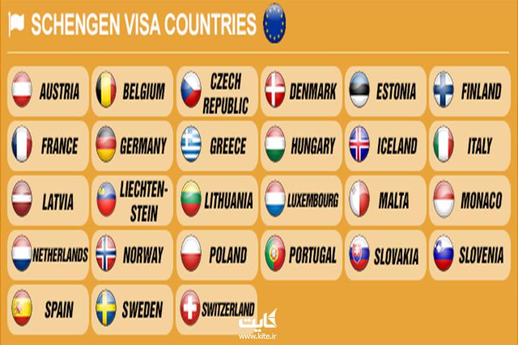 چه-کشورهایی-عضو-شینگن-هستند؟