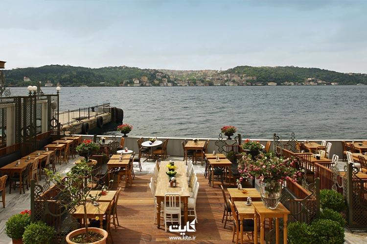 رستوران کافه-خانه