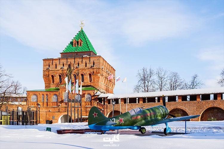 کرملین-در-نیژنی-نووگورود-روسیه
