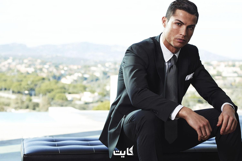 کریستیانو رونالدو  (Cristiano Ronaldo)