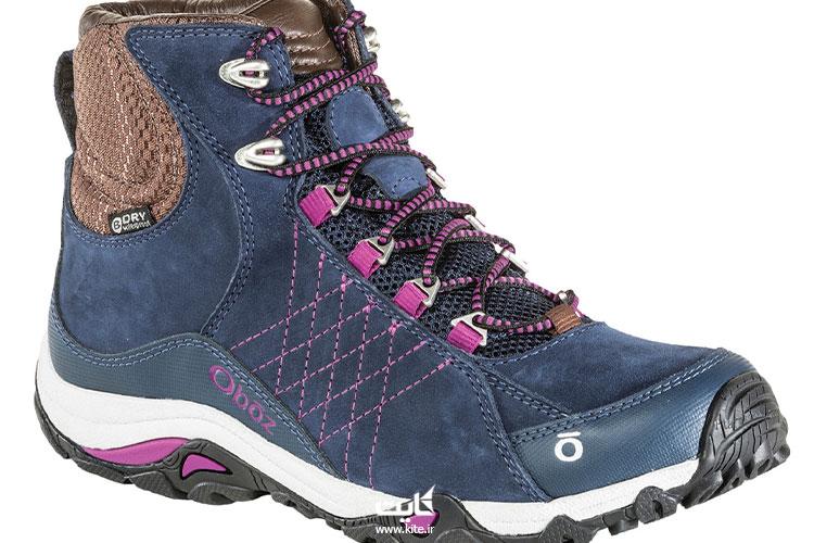 کفش-مناسب-کوله-گردی