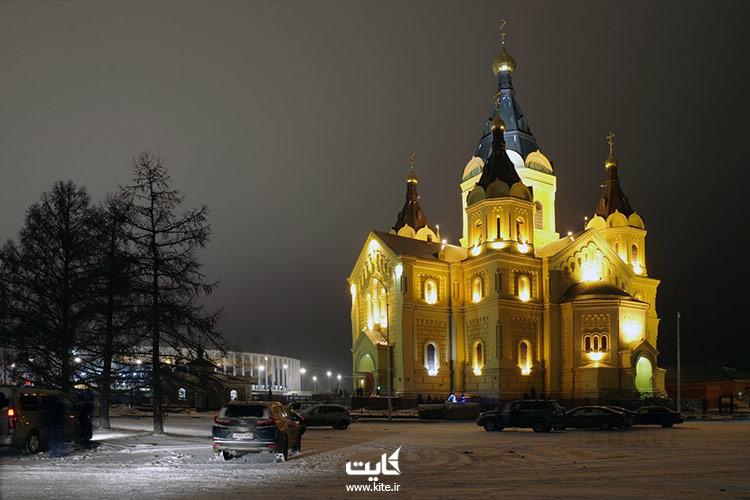 کلیسای-جامع-سنت-الکساندر-نفسکی