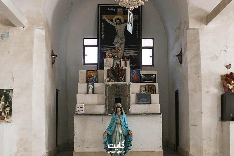 کلیسای-سنندج