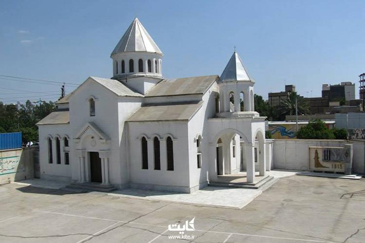کلیسای-گاراپت-مقدس