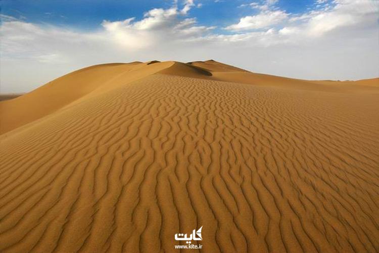 تور کویر مصر و بازدید از دریاچه نمک