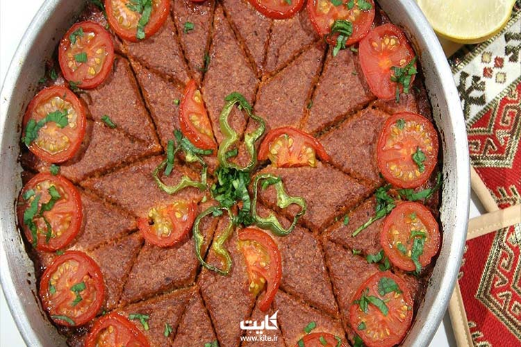 کوفته-چی-غذای-ارمنی