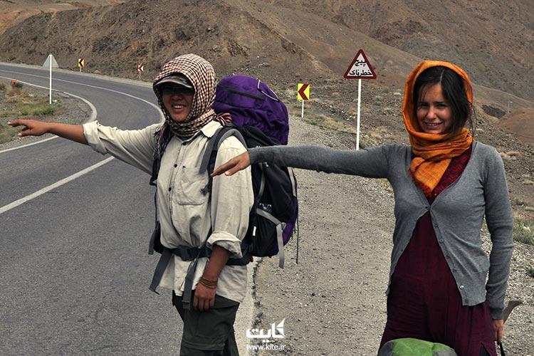 کوله-گردی-یا-هیچهایکینگ-در-ایران