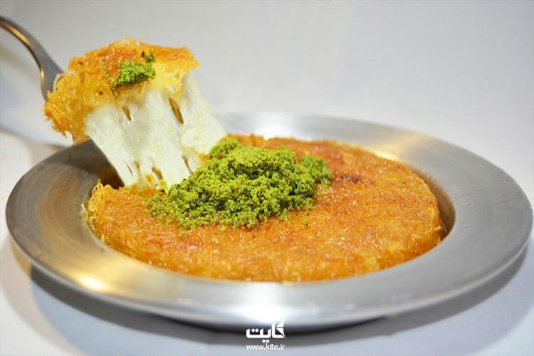 خوردنیهای معروف ترکی