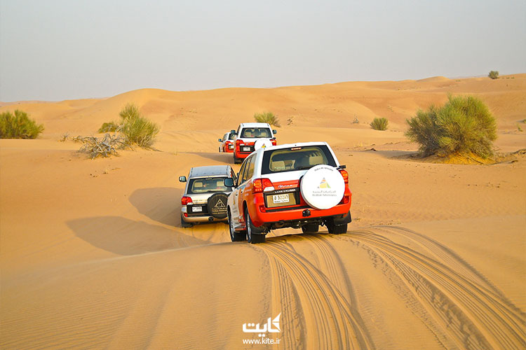 کویرنوردی-از-تفریحات-مجردی-دوبی-امارات