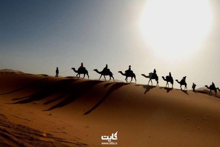 کویر-مصر-کجاست؟