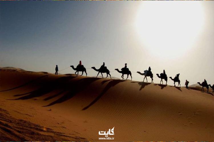 تور کویر مصر و بازدید از بیاضه