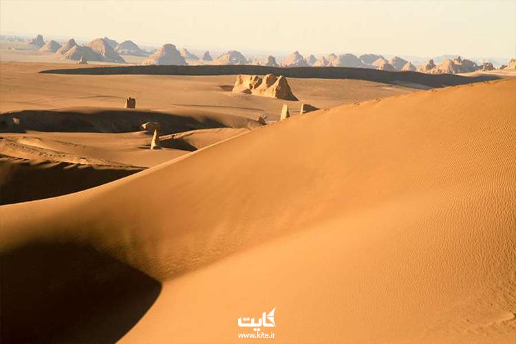 تور کویر مصر و بازدید از گرمه