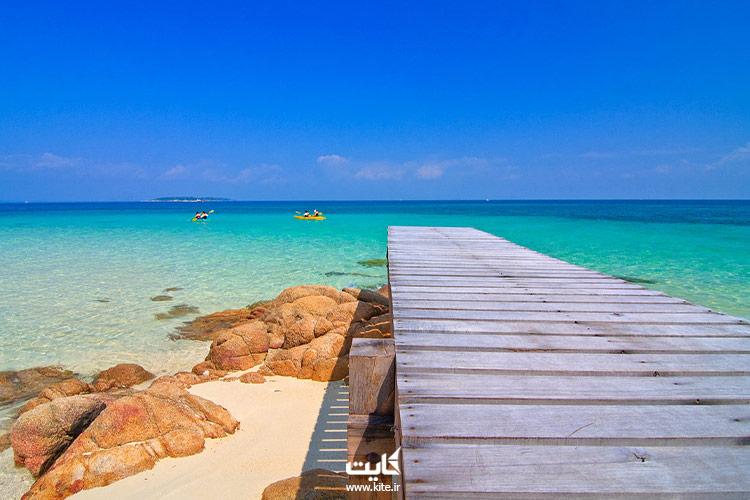 کو-لان-در-پاتایا-تایلند