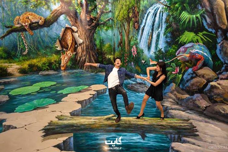 گالری-هنر-در-بهشت-از-جاذبههای-تفریحی-پاتایا