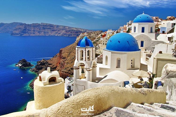 یونان-از-بهترین-کشورها-در-تور-اروپا