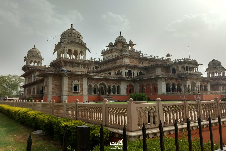 موزه آلبرت هال هند