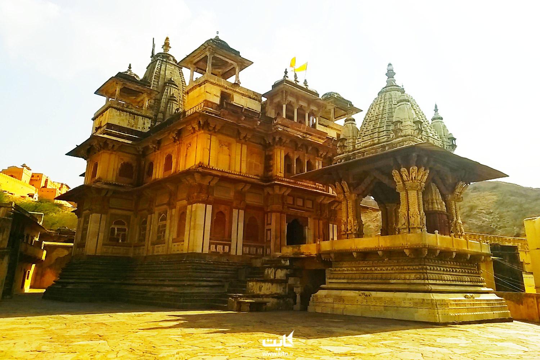 معبد جاگات شیرومانی هند