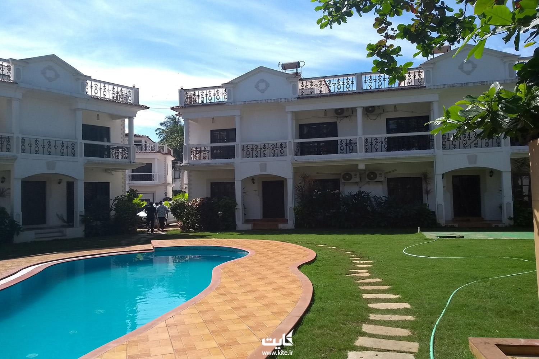 هتل ریچموند پارک ریزورت گوا
