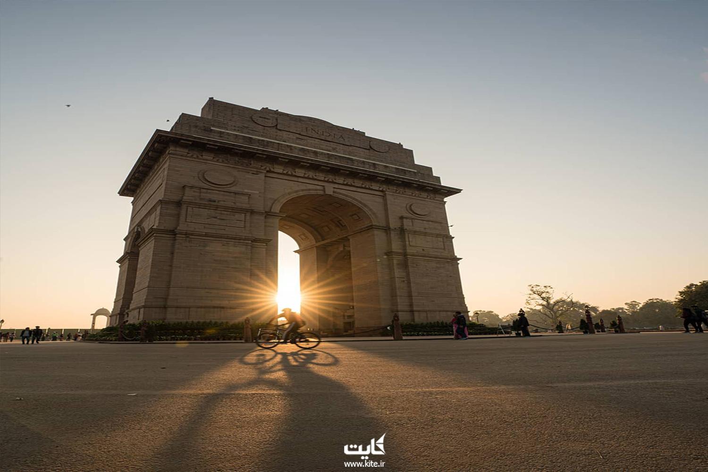 دروازهی هند دهلی