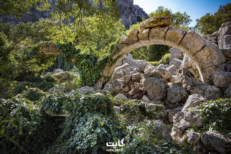 شهر باستانی ترمسوس آنتالیا