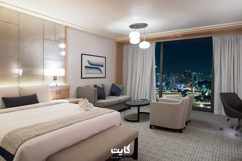 هتل مارینا بی سندز سنگاپور