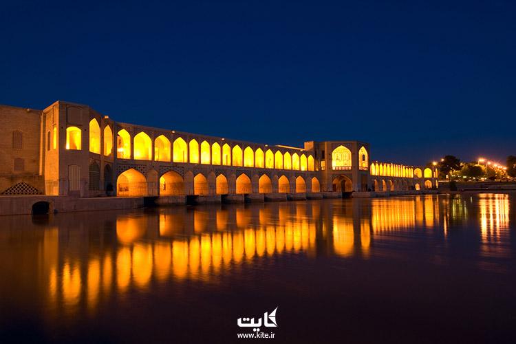 سی و سه پل، اصفهان