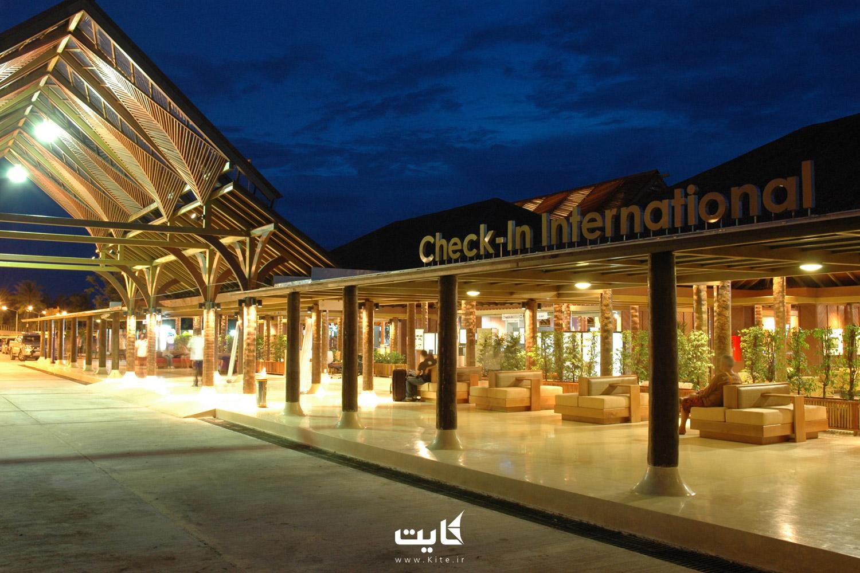 فرودگاه سامویی تایلند