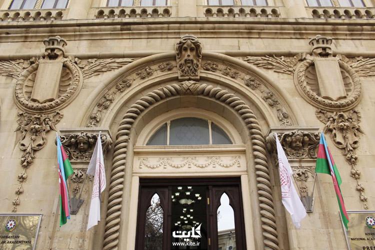 تاریخچه کاخ اسماعیلیه باکو