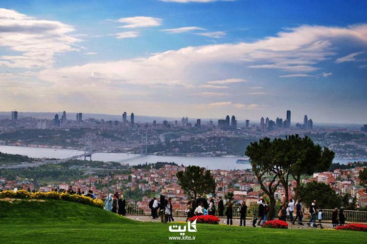 تپههای چاملیجا در استانبول (Camlica Hill Istanbul)