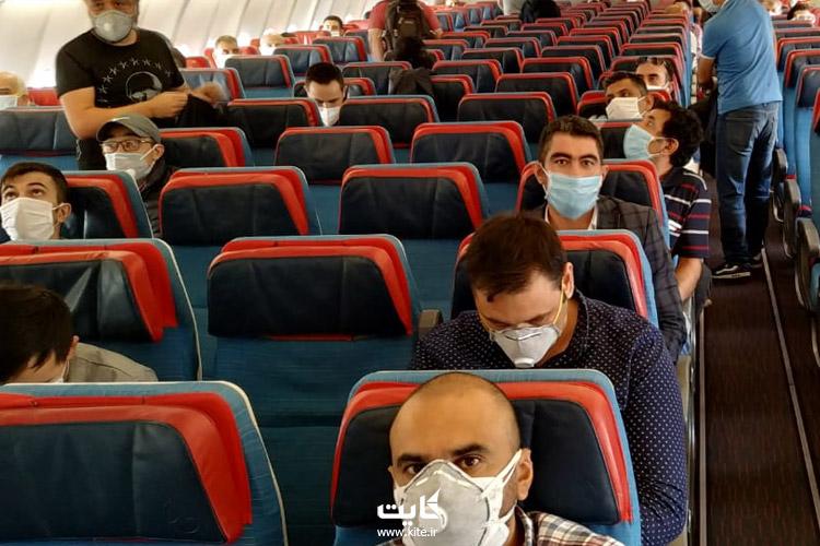 لغو پروازهای ترکیه
