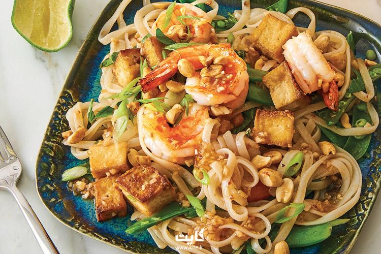 فرهنگ غذایی کشور تایلند
