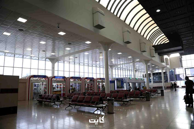 ترمینالهای فرودگاه مهرآباد