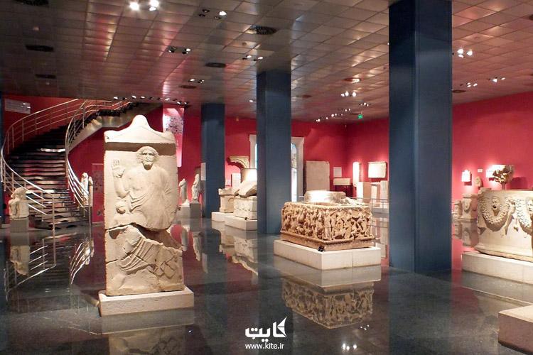 موزه باستانشناسی آنتالیا
