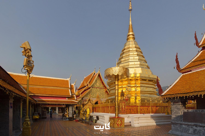 معبد پراتات دوی سوتپ  (Phra That Doi Suthep)