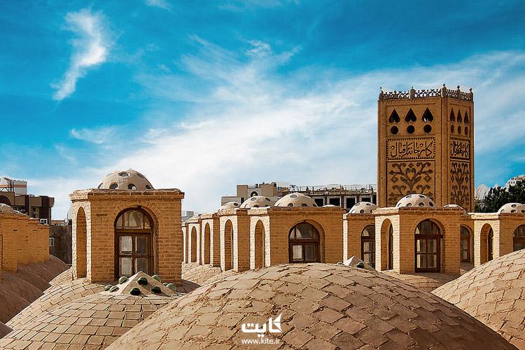 یزد، بافت تاریخی شهر