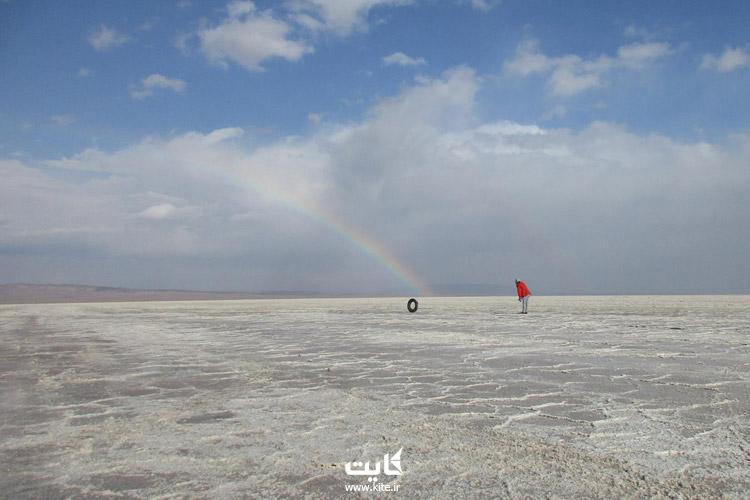 دریاچه حوض سلطان، قم