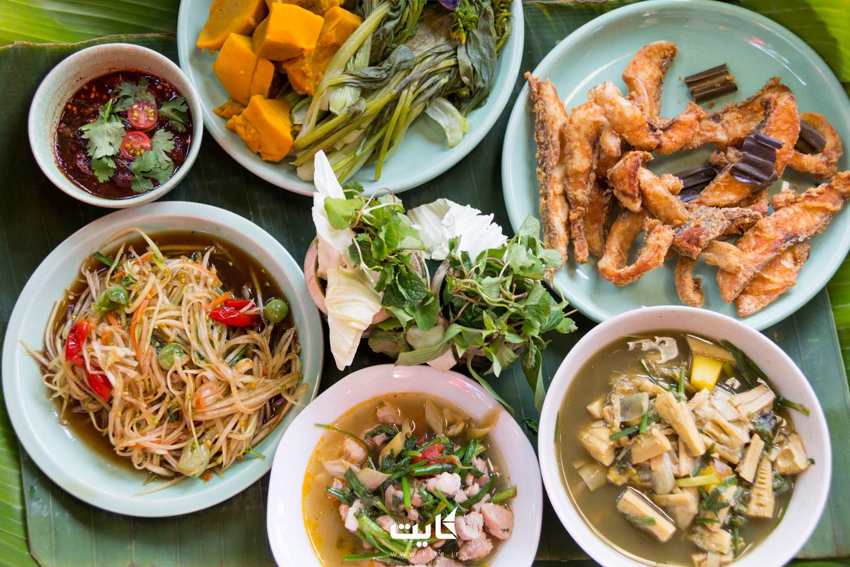 هزینه غذا در سفر به تایلند