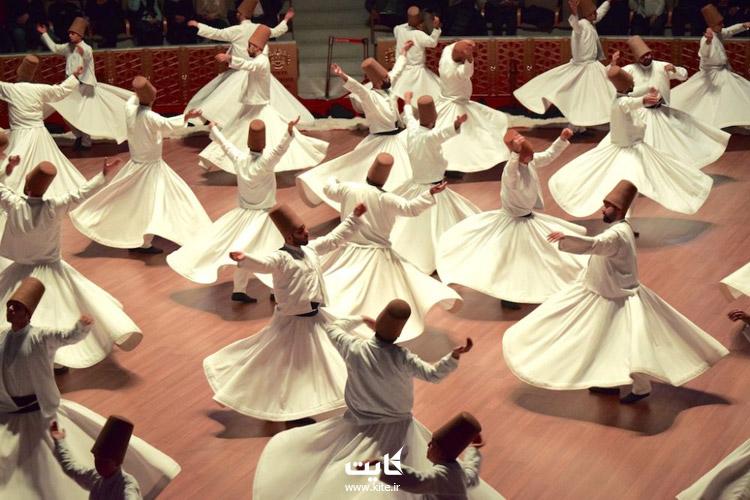 فستیوال مولانا (Rumi festival in Konya)