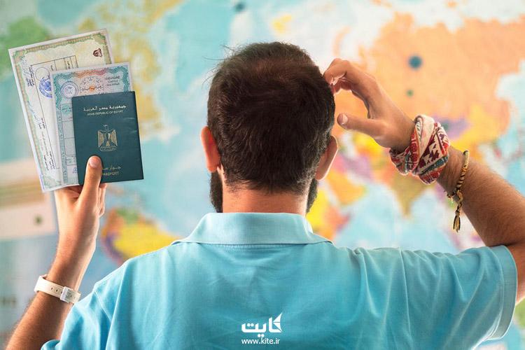 مشکلات مردم مصر در سفر به ایران